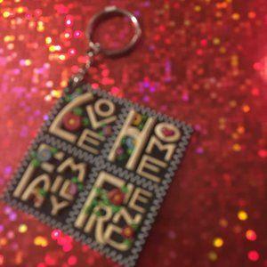 Vintage Mary Engelbreit Key Holder 131 $10 FIRM